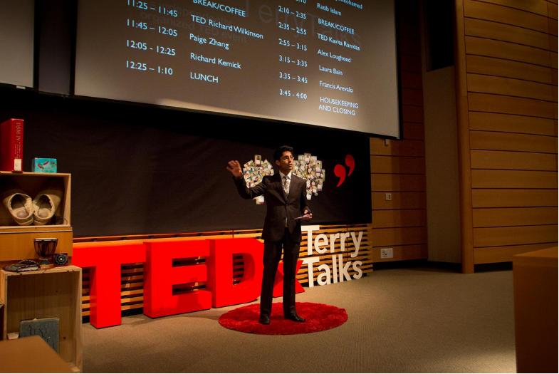 Involvement Opportunity Set Designer 2012 Tedx Terry